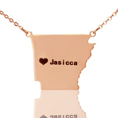 4155ad599db1e Personalised Solid Gold Fiolex Girls Fonts Heart Name Necklace - All ...