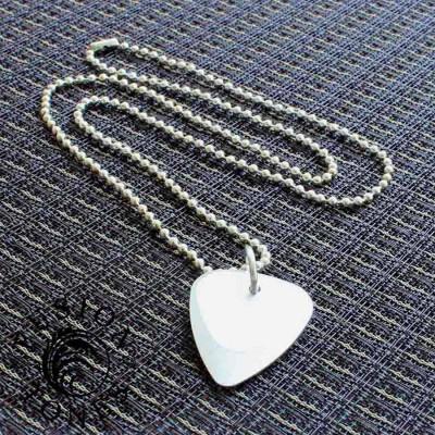 Fusion Tones Necklace Silver - All Birthstone™